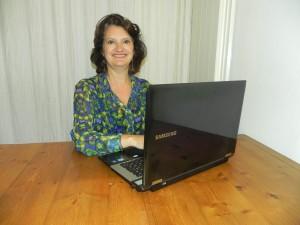 Uw taaltrainer Duits Isabel van Boetzelear.