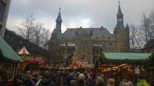 Kerstmarkt Aachen