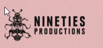 Nineties Productions logo